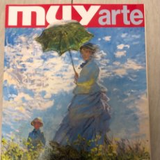 Coleccionismo de Revista Muy Interesante: REVISTA MUY ARTE. NÚMERO 1. Lote 287107913
