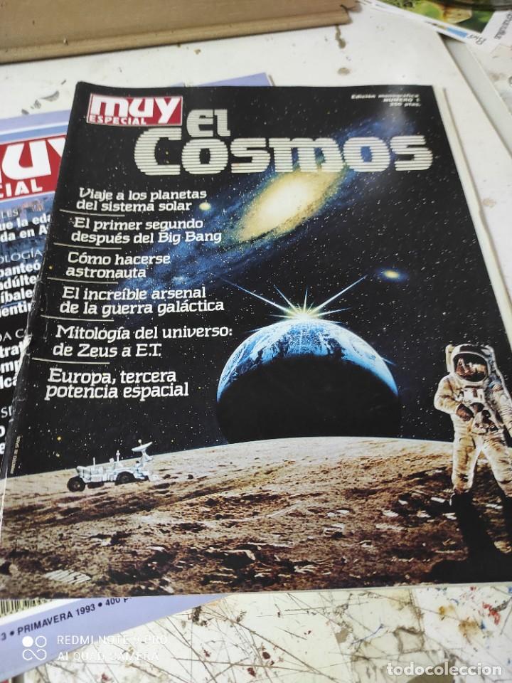 Coleccionismo de Revista Muy Interesante: lote de revistas muy especial de muy interesante primeros numeros - Foto 2 - 287748608