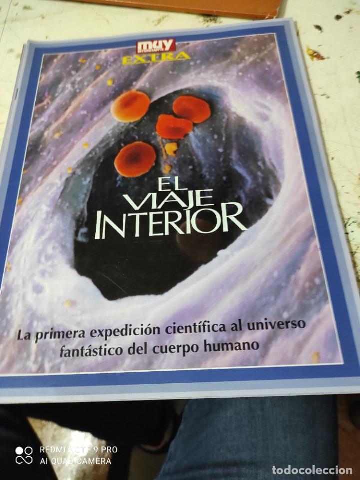 Coleccionismo de Revista Muy Interesante: lote de revistas muy especial de muy interesante primeros numeros - Foto 6 - 287748608
