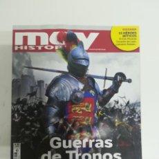 Coleccionismo de Revista Muy Interesante: MUY HISTORIA #86. Lote 288009663