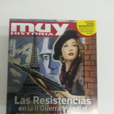 Coleccionismo de Revista Muy Interesante: MUY HISTORIA #94. Lote 288010273