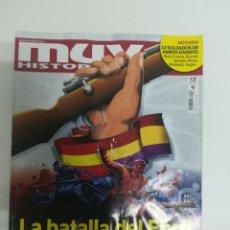 Coleccionismo de Revista Muy Interesante: MUY HISTORIA #85. Lote 288010593