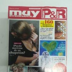 Coleccionismo de Revista Muy Interesante: MUY INTERESANTE PREGUNTAS Y RESPUESTAS #39. Lote 288011078
