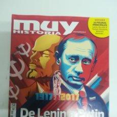 Coleccionismo de Revista Muy Interesante: MUY HISTORIA #92. Lote 288011283