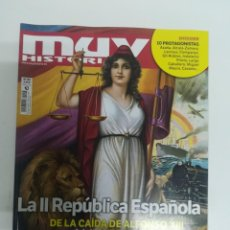 Coleccionismo de Revista Muy Interesante: MUY HISTORIA #93. Lote 288011373
