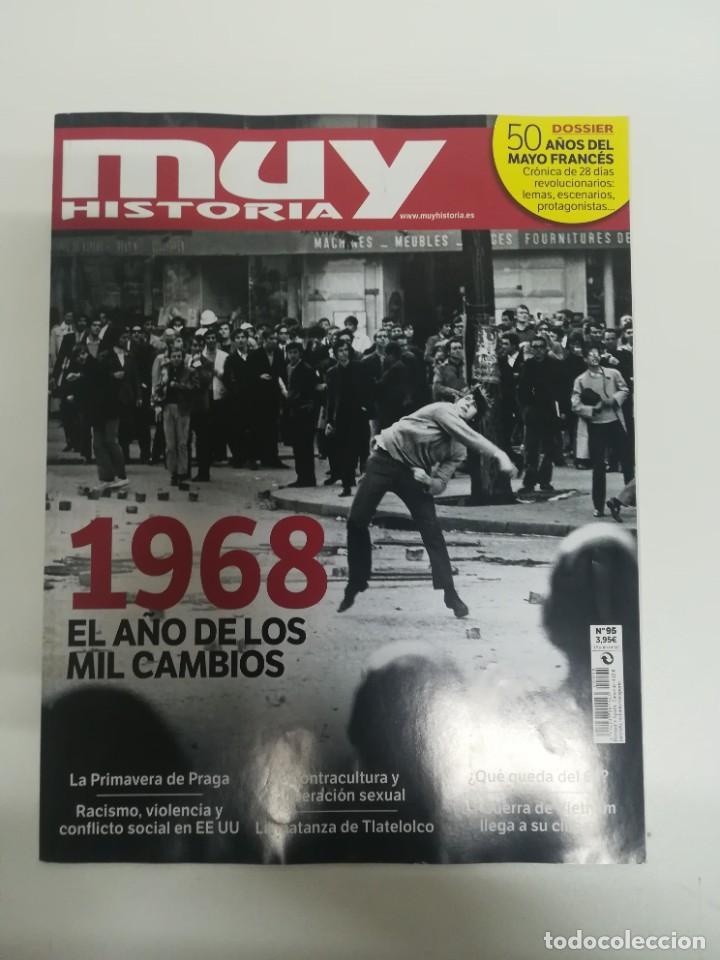 MUY HISTORIA #95 (Coleccionismo - Revistas y Periódicos Modernos (a partir de 1.940) - Revista Muy Interesante)