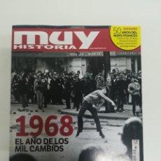 Coleccionismo de Revista Muy Interesante: MUY HISTORIA #95. Lote 288011513