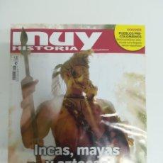 Coleccionismo de Revista Muy Interesante: MUY HISTORIA #87. Lote 288011613