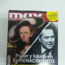 Coleccionismo de Revista Muy Interesante: MUY HISTORIA #90. Lote 288011913