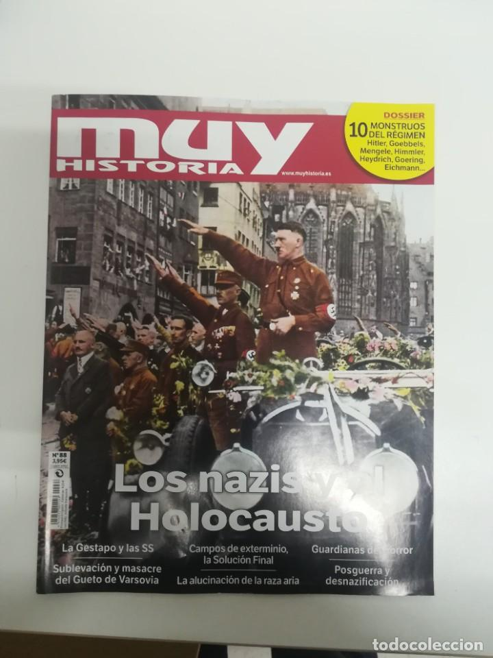 MUY HISTORIA #88 (Coleccionismo - Revistas y Periódicos Modernos (a partir de 1.940) - Revista Muy Interesante)