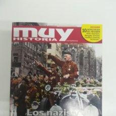 Coleccionismo de Revista Muy Interesante: MUY HISTORIA #88. Lote 288011998
