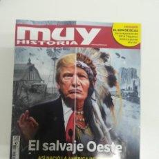 Coleccionismo de Revista Muy Interesante: MUY HISTORIA #89. Lote 288012098