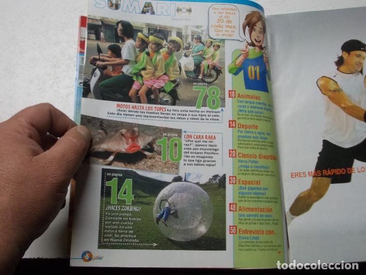 Coleccionismo de Revista Muy Interesante: Muy Interesante Junior nº 0 Octubre 2.004 y nº 5 marzo 2.005 - Foto 3 - 288475668
