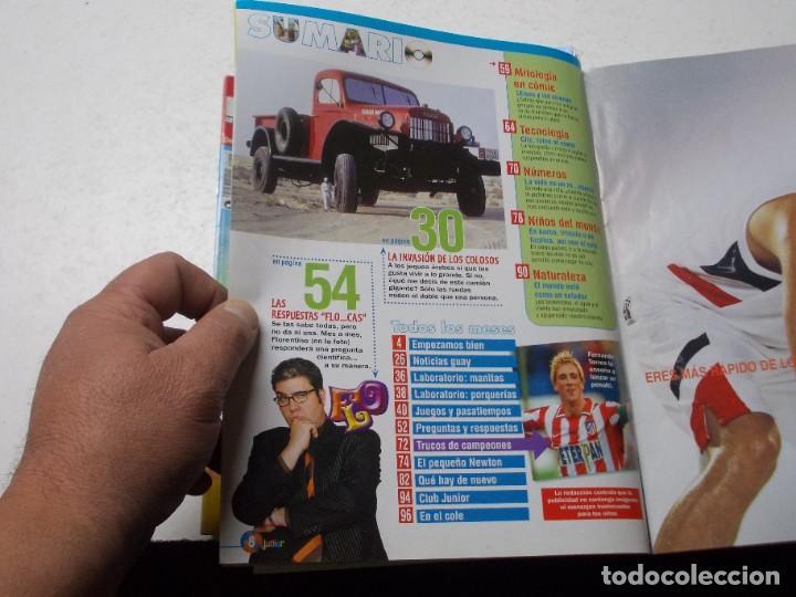 Coleccionismo de Revista Muy Interesante: Muy Interesante Junior nº 0 Octubre 2.004 y nº 5 marzo 2.005 - Foto 4 - 288475668