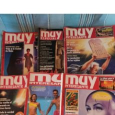 Coleccionismo de Revista Muy Interesante: MUY INTERESANTE. Lote 293461578