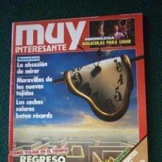 Coleccionismo de Revista Muy Interesante: REVISTA MUY INTERESANTE Nº 106. Lote 293904568