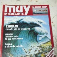 Coleccionismo de Revista Muy Interesante: REVISTA MUY INTERESANTE PRIMEROS NUMEROS N° 1 FASCIMIL. Lote 294431693