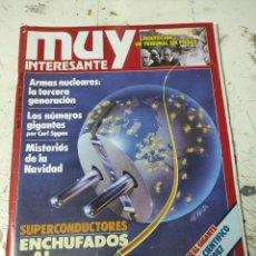 Coleccionismo de Revista Muy Interesante: REVISTA MUY INTERESANTE PRIMEROS NUMEROS N° 79. Lote 294432523