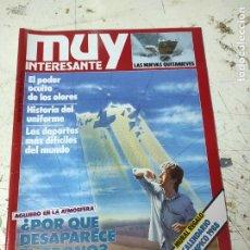Coleccionismo de Revista Muy Interesante: REVISTA MUY INTERESANTE PRIMEROS NUMEROS N° 80. Lote 294432558