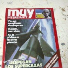 Coleccionismo de Revista Muy Interesante: REVISTA MUY INTERESANTE PRIMEROS NUMEROS N° 81. Lote 294432633
