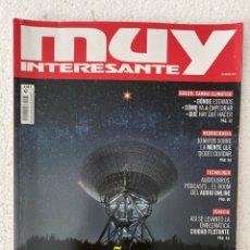 Coleccionismo de Revista Muy Interesante: MUY INTERESANTE #483 «SEÑALES EXTRATERRESTRES». Lote 295512343