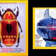 Coleccionismo de National Geographic: REVISTAS NATIONAL GEOGRAPHIC EN CASTELLANO. Lote 25486209