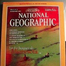 Coleccionismo de National Geographic: REVISTA NATIONAL GEOGRAPHIC. Lote 26726947
