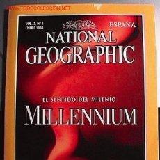 Coleccionismo de National Geographic: REVISTA NATIONAL GEOGRAPHIC. Lote 23553932