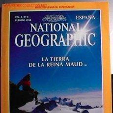 Coleccionismo de National Geographic: REVISTA NATIONAL GEOGRAPHIC. Lote 26654652