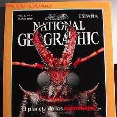 Coleccionismo de National Geographic: REVISTA NATIONAL GEOGRAPHIC. Lote 26080730