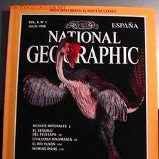 Coleccionismo de National Geographic: REVISTA NATIONAL GEOGRAPHIC. Lote 25118113
