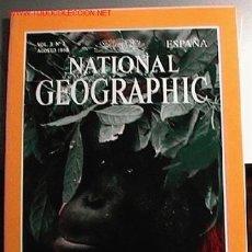Coleccionismo de National Geographic: REVISTA NATIONAL GEOGRAPHIC. Lote 26058833