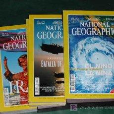 Coleccionismo de National Geographic: NATIONAL GEOGRAPHIC 1999 AÑO COMPLETO. EDICIÓN ESPAÑOLA. Lote 19515917
