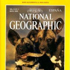 Sammeln von National Geographic - REVISTA NATIONAL GEOGRAPHIC - VOL. 4, Nº 5 - MAYO 1999 - LICAONES - 8747321
