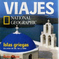 Coleccionismo de National Geographic: REVISTA VIAJES NATIONAL GEOGRAPHIC 9. Lote 9645598