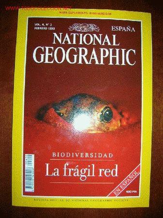 REVISTA NATIONAL GEOGRAPHIC FEBRERO 1999 (Coleccionismo - Revistas y Periódicos Modernos (a partir de 1.940) - Revista National Geographic)