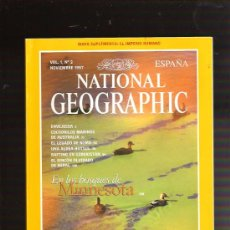 Coleccionismo de National Geographic: NATIONAL GEOGRAPHIC. Lote 11006685