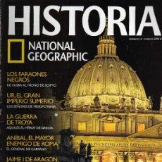 Coleccionismo de National Geographic: REVISTA HISTORIA NATIONAL GEOGRAPHIC Nº 59 - JULIO II, EL PAPA DEL RENACIMIENTO. Lote 222204875