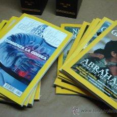 Coleccionismo de National Geographic: 12X REVISTA NATIONAL GEOGRAPHIC ESPAÑA 2001 ¡¡ AÑO COMPLETO ¡¡¡ + ARCHIVADOR REVISTAS. Lote 26379336