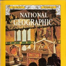 Coleccionismo de National Geographic: NATIONAL GEOGRAPHIC. ED INGLESA.VOL 146. Nº 4. SKAYLAB. PLANCTON. BUTÁN. ATKA. INDIO AMERICANO.. Lote 27671010