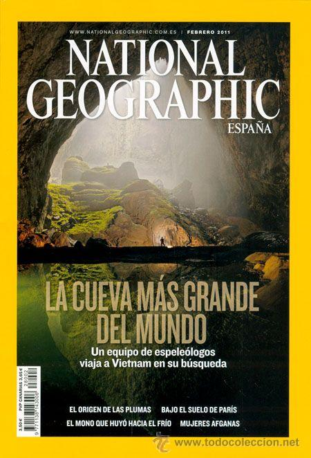 06/2011 REVISTA NATIONAL GEOGRAPHIC ESPAÑA FEBRERO 2011 (Coleccionismo - Revistas y Periódicos Modernos (a partir de 1.940) - Revista National Geographic)