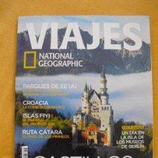 Coleccionismo de National Geographic: REVISTA DE NATIONAL GEOGRAPHIC VIAJES Nº98: CASTILLOS DE BAVIERA. Lote 182552127