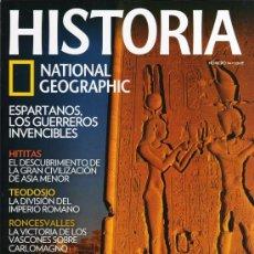 Coleccionismo de National Geographic: HISTORIA NATIONAL GEOGRAPHIC N. 94 - EN PORTADA: CLEOPATRA (NUEVA). Lote 45887284