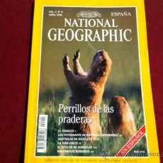 Coleccionismo de National Geographic: NATIONAL GEOGRAPHIC ESPAÑA, VOL 2 Nº 4 ABRIL 1998. Lote 28933662