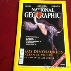 Coleccionismo de National Geographic: NATIONAL GEOGRAPHIC VOL 3 Nº 1 JULIO 1998. Lote 28933701