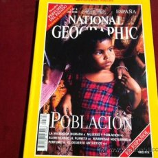Coleccionismo de National Geographic: NATIONAL GEOGRAPHIC VOL 3 Nº 4 OCTUBRE 1998. Lote 28933747