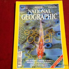Coleccionismo de National Geographic: NATIONAL GEOGRAPHIC VOL 4 Nº 1 ENERO 1999. Lote 28933784
