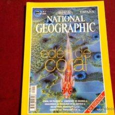 Coleccionismo de National Geographic: NATIONAL GEOGRAPHIC VOL 4 Nº 1 ENERO 1999. Lote 28933784