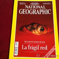 Coleccionismo de National Geographic: NATIONAL GEOGRAPHIC VOL 4 Nº 2 FEBRERO 1999. Lote 28933792
