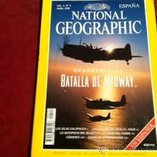 Coleccionismo de National Geographic: NATIONAL GEOGRAPHIC VOL 4 Nº 4 ABRIL 1999. Lote 28933802